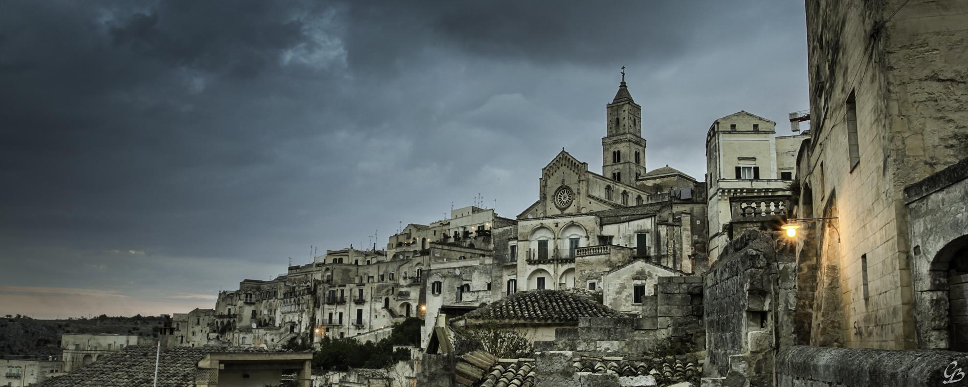 Matera - thành phố từng bị Chúa lãng quên