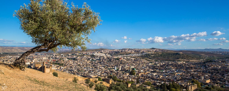 Maroc - Phần 3 : Fes, Meknes, Chefchaouen