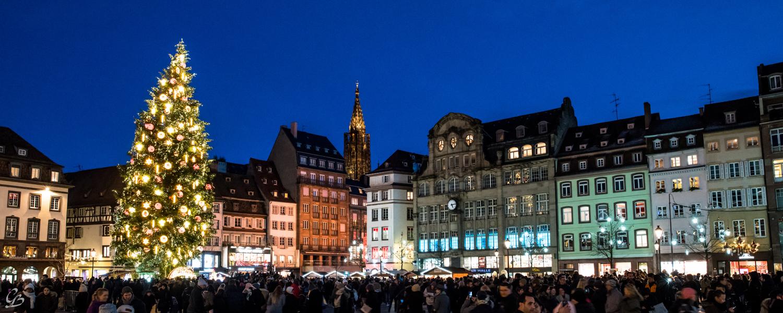 Strasbourg - dấu gạch nối giữa Pháp và Đức