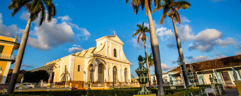 Trinidad - Bản giao hưởng từ quá khứ ở Cuba