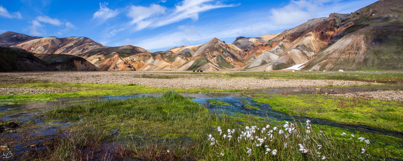 Trekking Iceland - Kì diệu Landmannalaugar