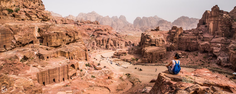 Petra – Kho báu từng bị lãng quên của Jordan