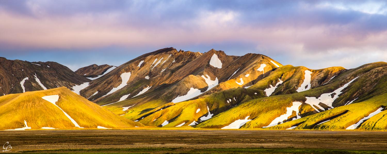 Iceland – Sự cộng hưởng của nước, lửa và băng
