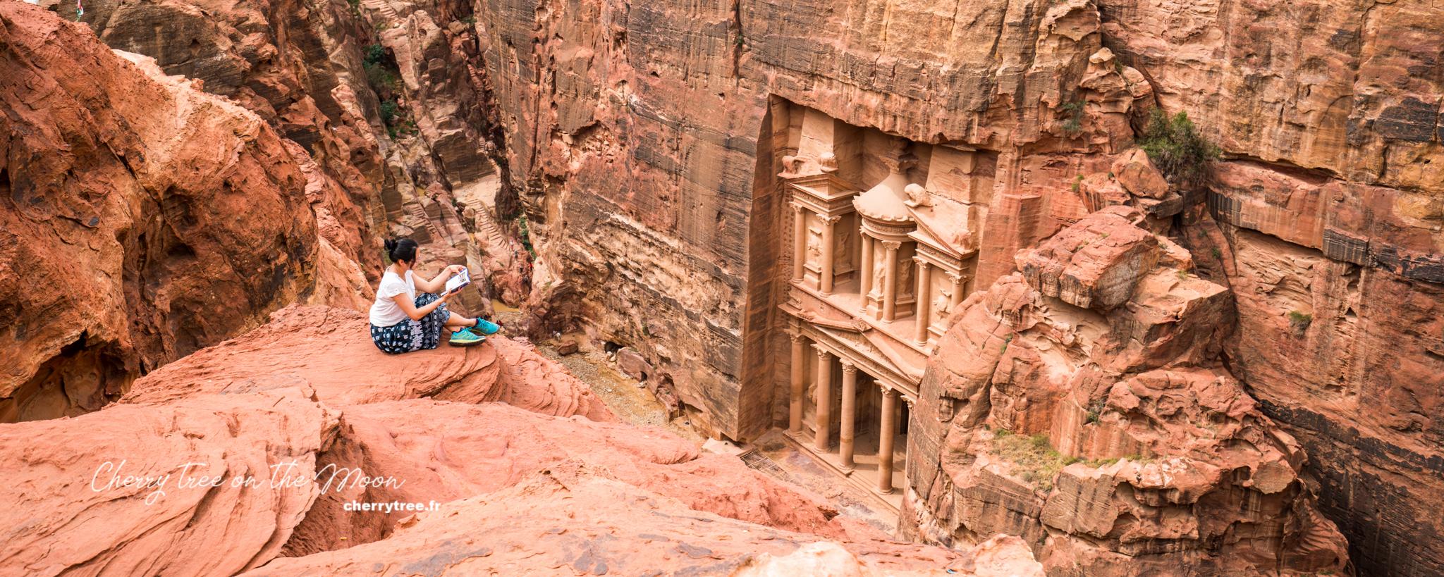 Vương quốc Jordan - Lịch trình và kinh nghiệm