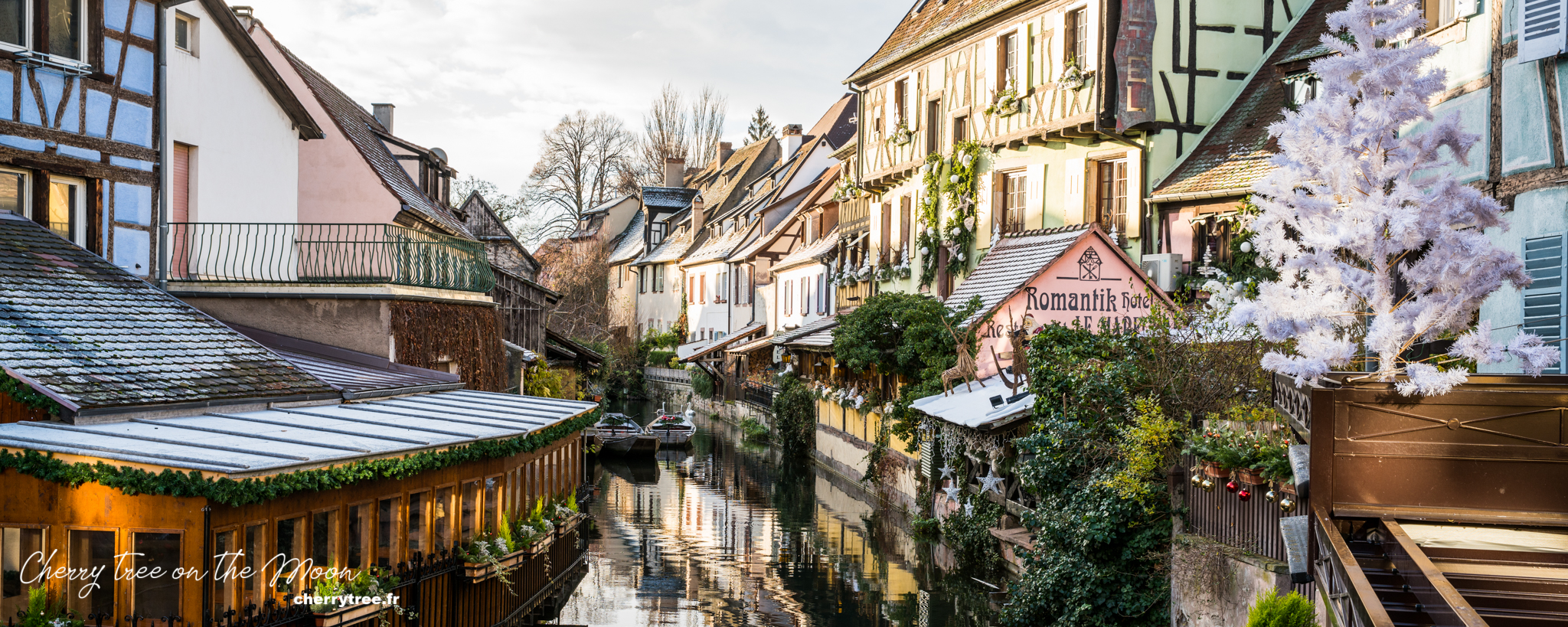 Colmar - Trên con đường rượu vang Alsace