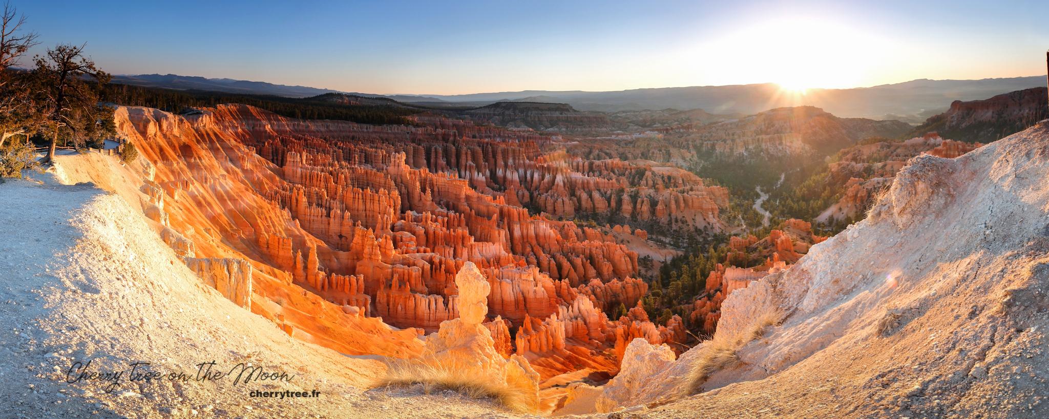 Bờ Tây USA - Chiêm ngưỡng rừng hoodoo ở Bryce Canyon