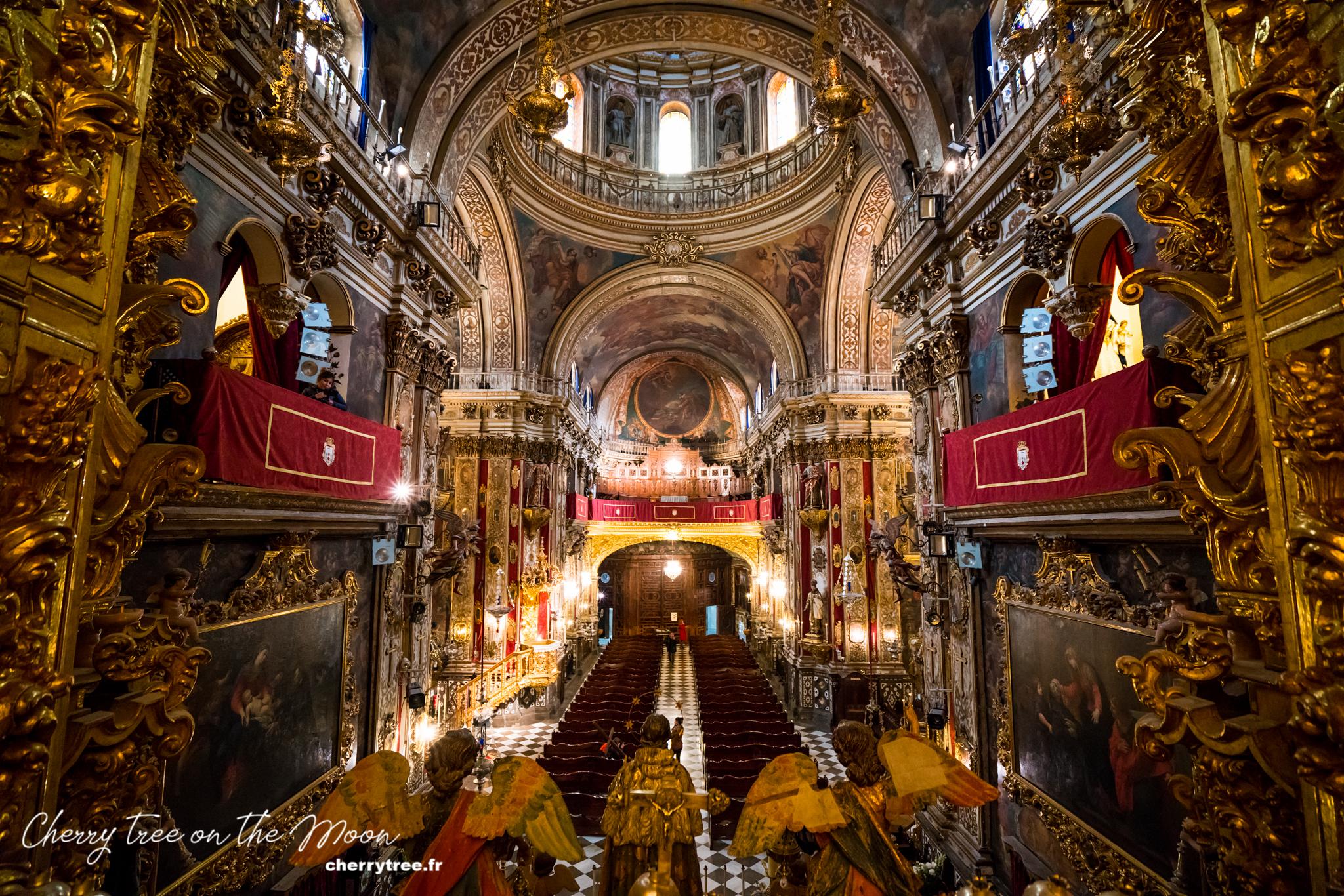 Nhà thờ San Juan de Dios: công trình kiến trúc Baroc lớn nhất Andalusia