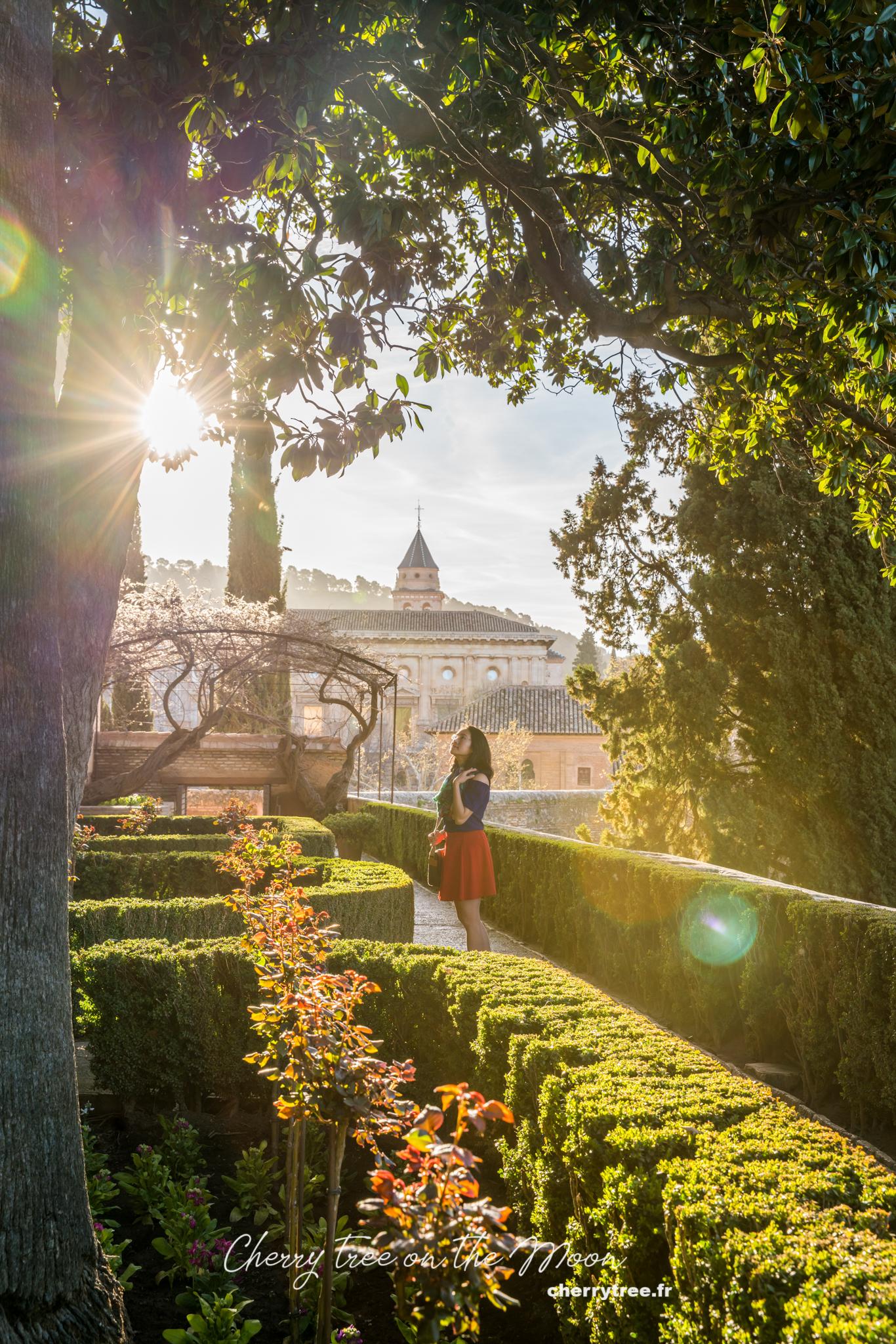 Âm hưởng một khu vườn kiểu Ý